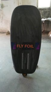 flyfoil carbon kiteboard