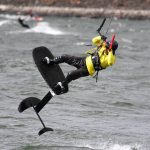 Fly Kiteboarding