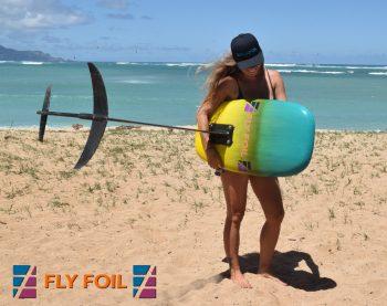 The Flyfoil Feeling